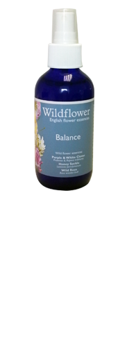 Balance spray flower essences
